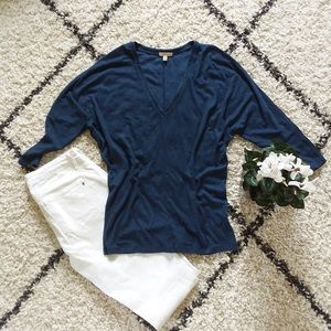 Anthropologie Bordeux Top